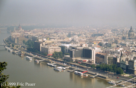 pest side budapest